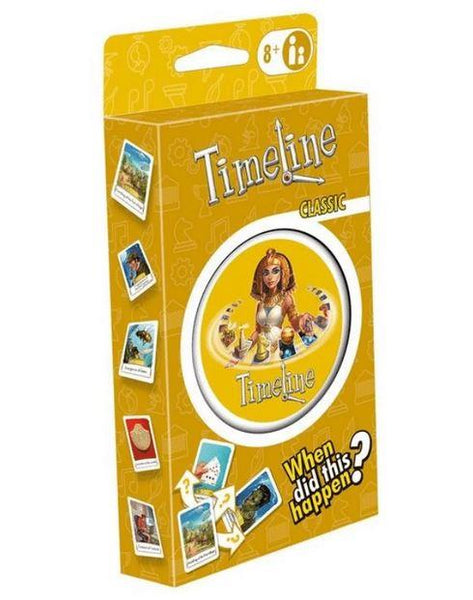 Timeline Classic (Eng) - Jouets LOL Toys