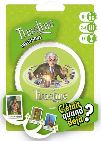 Timeline Inventions French - Jouets LOL Toys