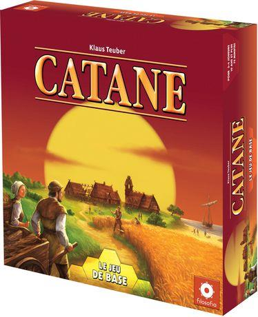 Catan Base Game (Fr) - Jouets LOL Toys