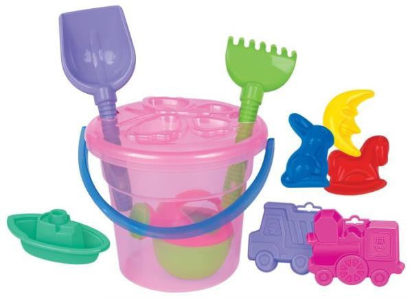 Wader Bucket Set (Pink) - Jouets LOL Toys
