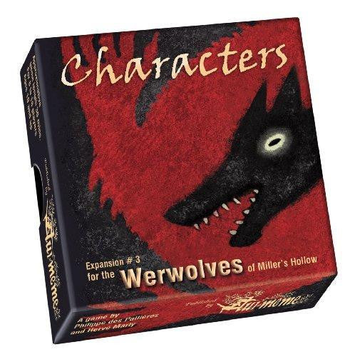The Werewolves of Miller's Hollow: Characters - Jouets LOL Toys