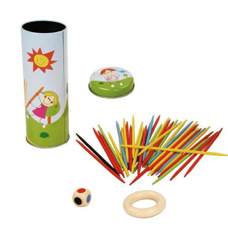 Pick Up Sticks Tin - Jouets LOL Toys