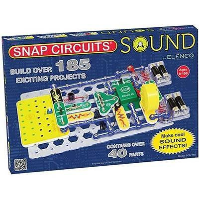 Snap Circuits Sound - Jouets LOL Toys