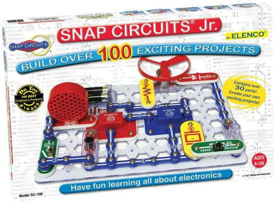 Snap Circuits Junior - Jouets LOL Toys
