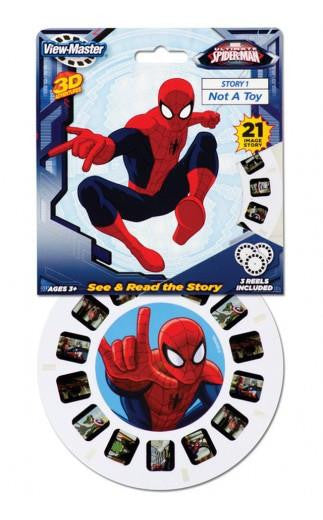 Spiderman VM-Reels - Jouets LOL Toys