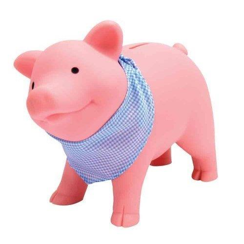 Schylling Rubber Piggy Bank - Jouets LOL Toys