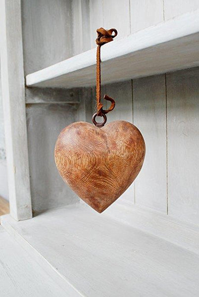 Wooden Heart (Large)