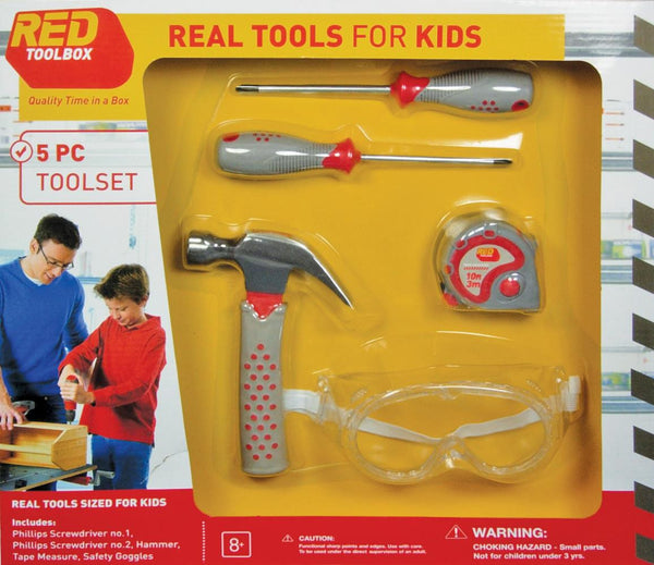 5 Piece Tool Set - Jouets LOL Toys