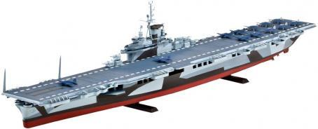 Revell Model Boat U.S.S. Intrepid - Jouets LOL Toys
