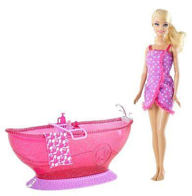 Barbie Hot Tub Playset - Jouets LOL Toys