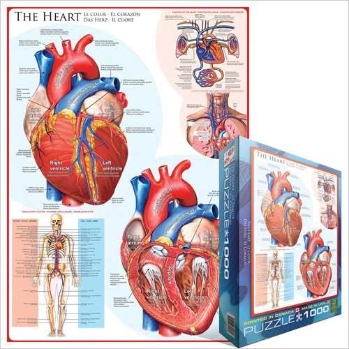 Puzzle The Heart - Jouets LOL Toys