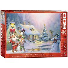 Home for Christmas Puzzle - Jouets LOL Toys