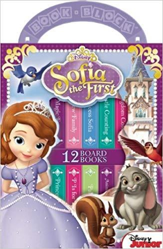 Sofia the First My First Library - Jouets LOL Toys