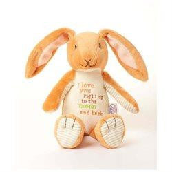 Guess How Much I Love You Nutbrown Hare Plush - Jouets LOL Toys