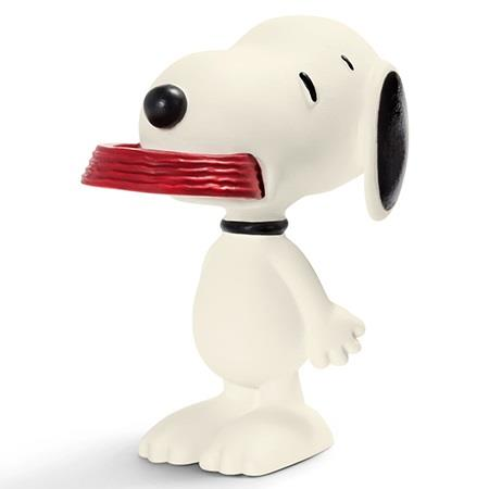 Schleich Peanuts Snoopy with Bowl Figure - Jouets LOL Toys