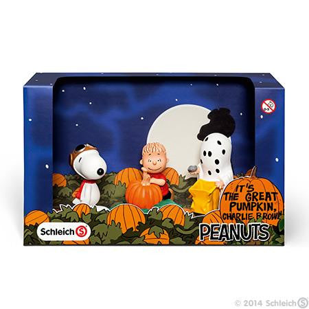 Schleich Peanuts The Great Pumpkin - Jouets LOL Toys