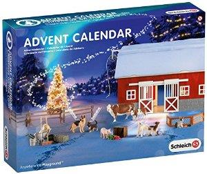 Schleich Advent Calendar Farm - Jouets LOL Toys