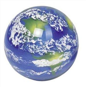 Earth Bouncy Ball - Jouets LOL Toys