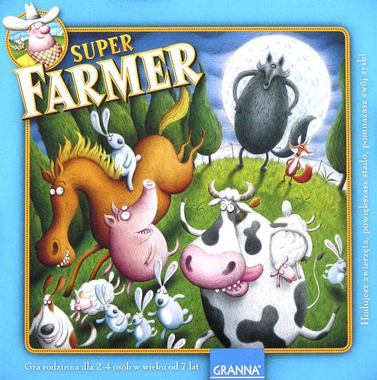 Super Farmer - Jouets LOL Toys