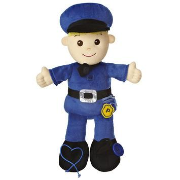 Aurora Activity Doll Policeman - Jouets LOL Toys