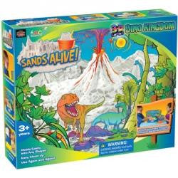 Sands Alive Dino Kingdom 3D - Jouets LOL Toys