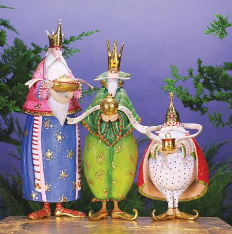 Magi Figure Set of 3 - Jouets LOL Toys