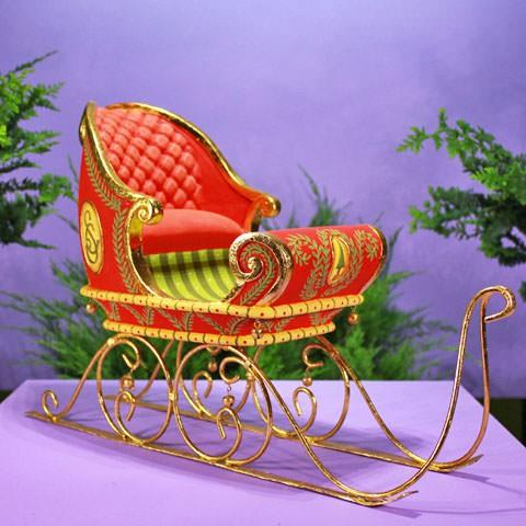 Dash Away Sleigh Figure - Jouets LOL Toys