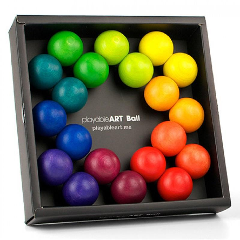 Playable Art Colorful Balls - Jouets LOL Toys