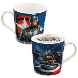 Marvel Captain America Mug - Jouets LOL Toys