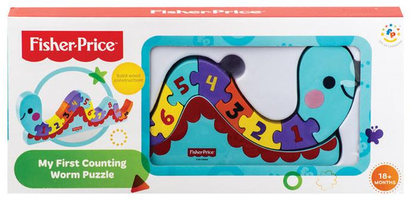 Fisher Price Counting Worm