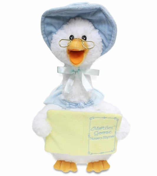 Cuddle Barn Mother Goose Blue - Jouets LOL Toys