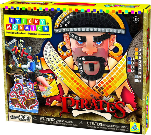 Sticky Mosaic Pirate - Jouets LOL Toys