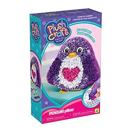 Plush Craft Pillow Peinguin - Jouets LOL Toys