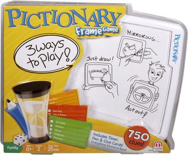 Pictionary Frame Game - Jouets LOL Toys