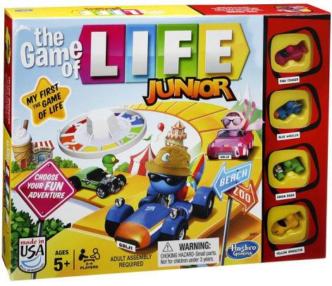 Game of Life Jr - Jouets LOL Toys