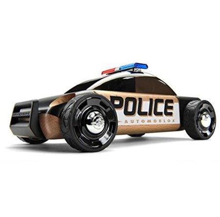 Automoblox S9 Police Car - Jouets LOL Toys