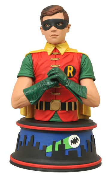 DC Robin Classic 1966 TV Show Bust