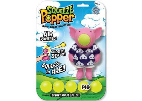 Squeeze Poppers Pig - Jouets LOL Toys