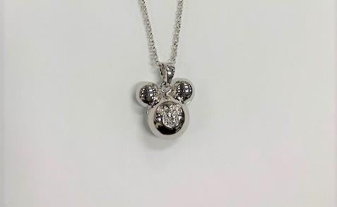 Mickey Head Necklace - Jouets LOL Toys
