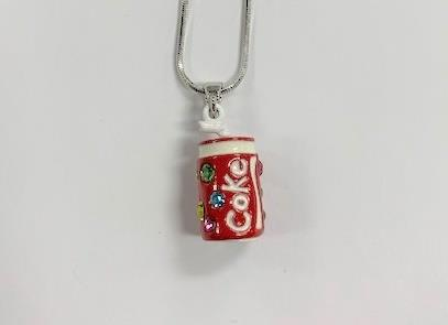 Coke Can Necklace - Jouets LOL Toys