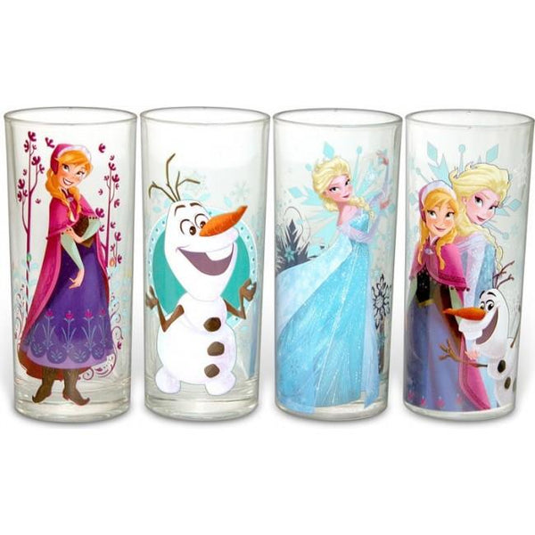 Disney Frozen 4 Pcs Glasses Set - Jouets LOL Toys