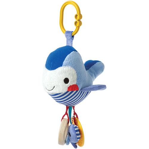 Manhattan Toys Link And Play Whale Teether and Rattle-Jouets LOL Toys