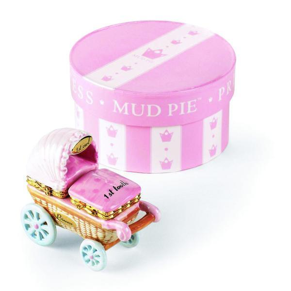 Mudpie Baby Buggy Treasure Box Pink - Jouets LOL Toys