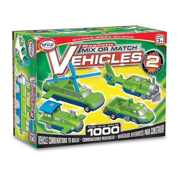 Mix or Match Vehicles 2 - Jouets LOL Toys