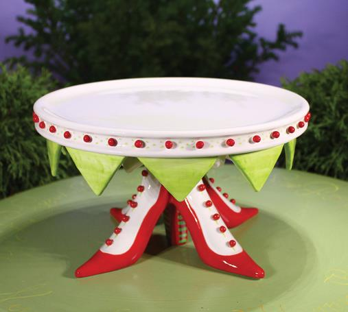 High Heel Cake Plate - Jouets LOL Toys