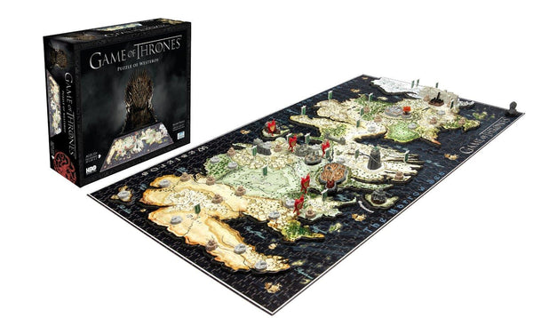 Puzzle 4D - Game of Thrones - Jouets LOL Toys