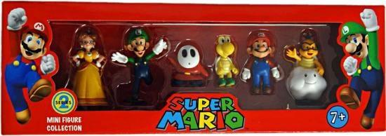 Super Mario Mini Figure Collection Series 2 - Jouets LOL Toys