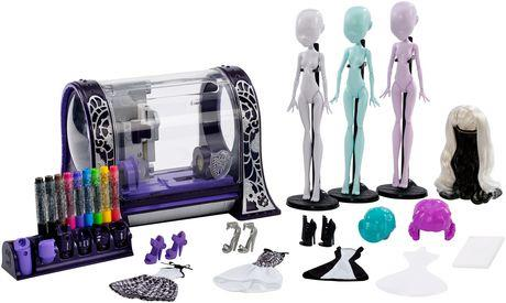 Monster High Maker Dolls - Jouets LOL Toys