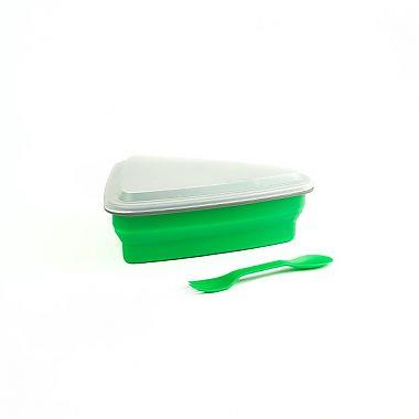 Paderno Pizza Slice Container Green - Jouets LOL Toys