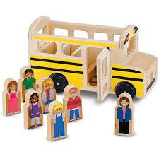 Melissa & Doug School Bus - Jouets LOL Toys